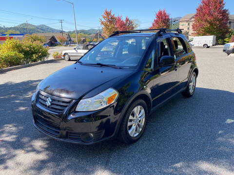 2013 Suzuki SX4 Crossover for sale at Highland Auto Sales in Boone NC