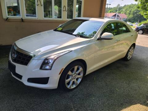 2014 Cadillac ATS for sale at Car and Truck Exchange, Inc. in Rowley MA