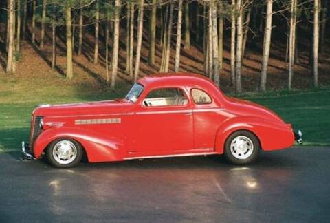 1937 Buick Century for sale at Classic Car Deals in Cadillac MI