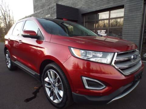 2015 Ford Edge for sale at Carena Motors in Twinsburg OH