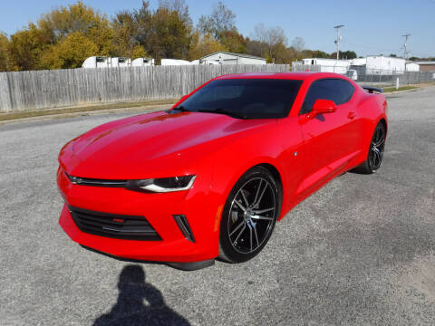 2016 Chevrolet Camaro for sale at AutoMax of Memphis - Logan Karr in Memphis TN