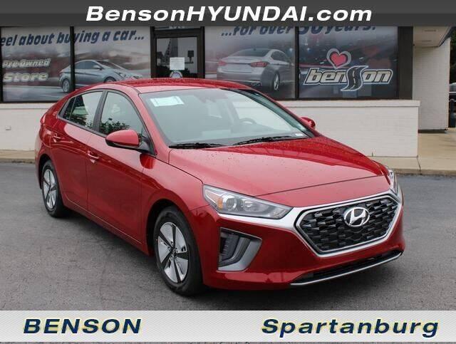 2022 Hyundai Ioniq Hybrid for sale in Spartanburg, SC