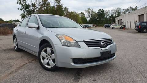 2008 Nissan Altima for sale at JT AUTO in Parma OH
