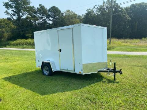 2022 Look Trailers 6x10 for sale at Freeman Motor Company - Other Inventory in (434) 848-3125 VA