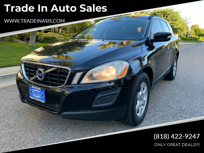 2011 Volvo XC60 for sale at Trade In Auto Sales in Van Nuys CA