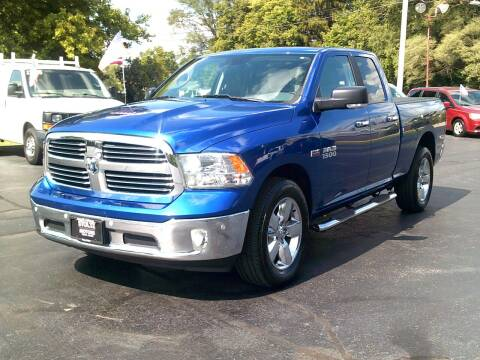 2018 RAM Ram Pickup 1500 for sale at Stoltz Motors in Troy OH