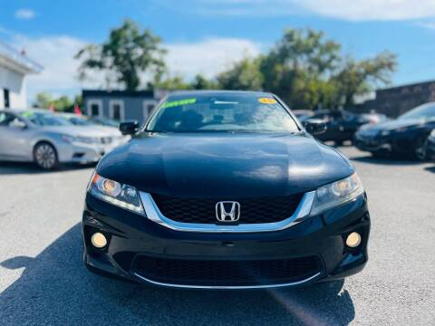 2015 Honda Accord for sale at Sincere Motors LLC in Baltimore MD