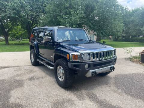 2008 HUMMER H3 for sale at CARWIN MOTORS in Katy TX