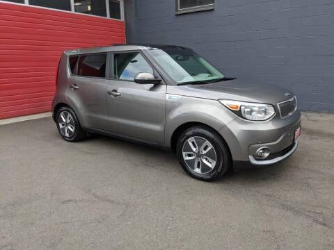 2017 Kia Soul EV for sale at Paramount Motors NW in Seattle WA