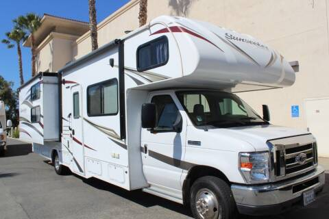 2017 Forest River Sunseeker 3170DS for sale at Rancho Santa Margarita RV in Rancho Santa Margarita CA