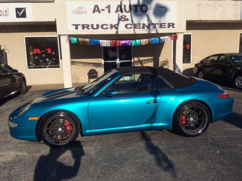 2006 Porsche 911 for sale at A-1 AUTO AND TRUCK CENTER in Memphis TN