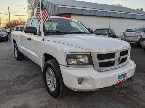 2010 Dodge Dakota for sale at Peter Kay Auto Sales in Alden NY