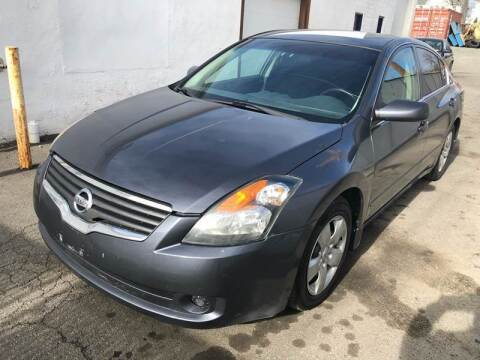 2008 Nissan Altima for sale at Jay's Automotive in Westfield NJ