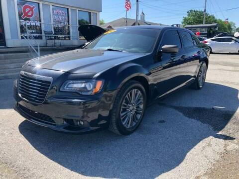2014 Chrysler 300 for sale at Bagwell Motors in Lowell AR
