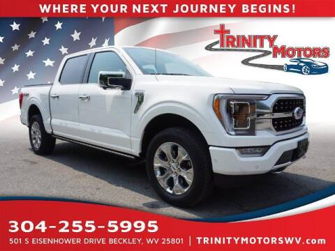2021 Ford F-150 for sale at Trinity Motors in Beckley WV