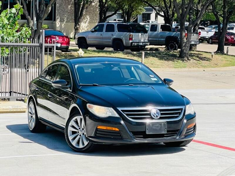 2011 Volkswagen CC for sale at Texas Drive Auto in Dallas TX