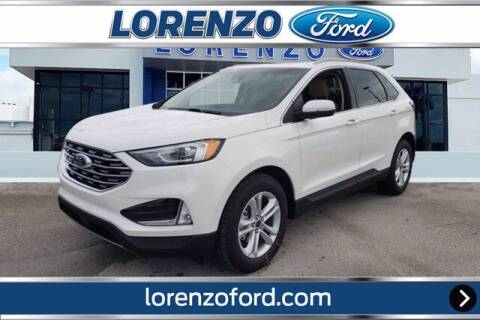 2020 Ford Edge for sale at Lorenzo Ford in Homestead FL