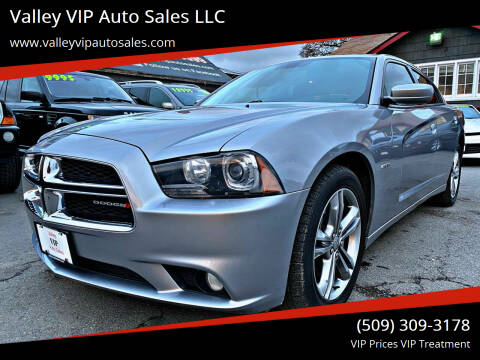 2013 Dodge Charger for sale at Valley VIP Auto Sales LLC in Spokane Valley WA