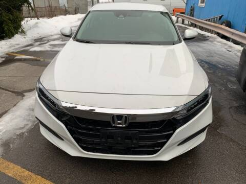 2018 Honda Accord for sale at DARS AUTO LLC in Schenectady NY