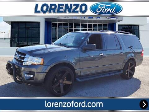 2016 Ford Expedition EL for sale at Lorenzo Ford in Homestead FL