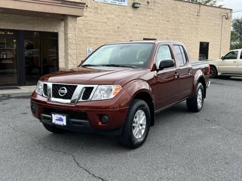 2017 Nissan Frontier for sale at Va Auto Sales in Harrisonburg VA