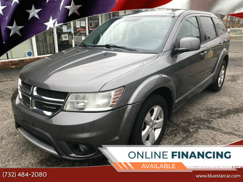 2012 Dodge Journey for sale at Blue Star Cars in Jamesburg NJ