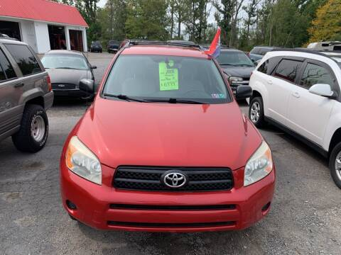 2008 Toyota RAV4 for sale at Advantage Auto Sales in Johnstown PA