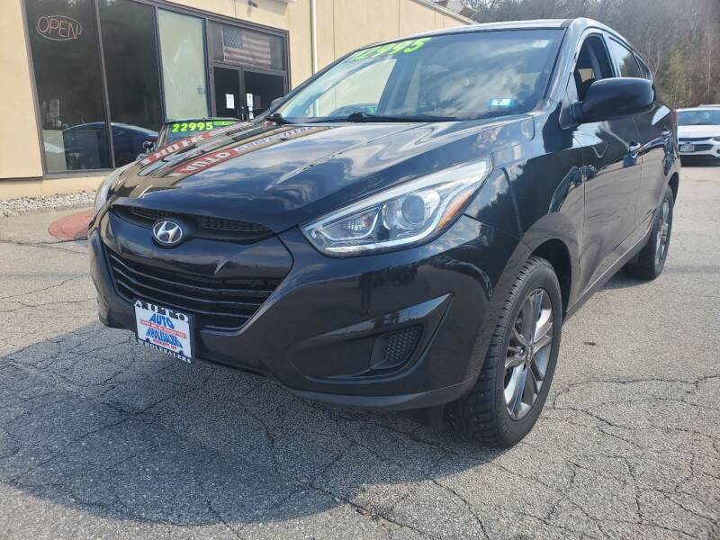 2015 Hyundai Tucson for sale at Auto Wholesalers Of Hooksett in Hooksett NH