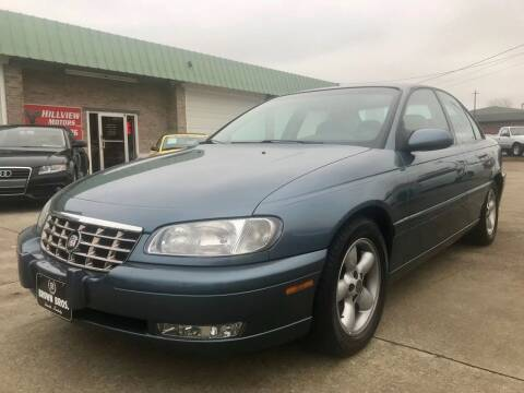 1998 Cadillac Catera for sale at HillView Motors in Shepherdsville KY