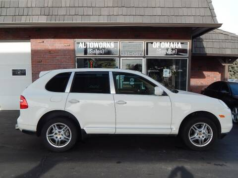 2008 Porsche Cayenne for sale at AUTOWORKS OF OMAHA INC in Omaha NE