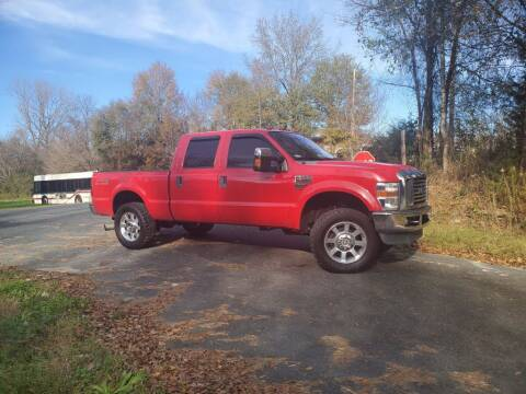 2010 Ford F-250 Super Duty for sale at Dukes Automotive LLC in Lancaster SC