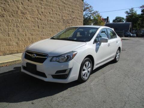 2016 Subaru Impreza for sale at MIKE'S AUTO in Orange NJ