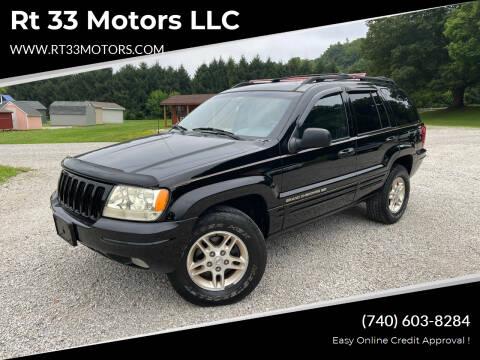 1999 Jeep Grand Cherokee for sale at Rt 33 Motors LLC in Rockbridge OH