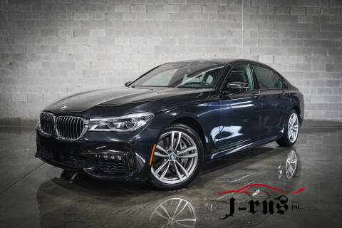 2017 BMW 7 Series for sale at J-Rus Inc. in Macomb MI