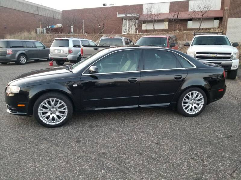 2008 Audi A4 for sale at Family Auto Sales in Maplewood MN