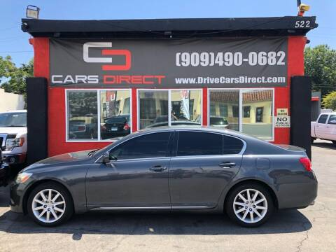2006 Lexus GS 300 for sale at Cars Direct in Ontario CA