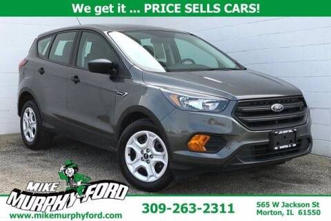 2019 Ford Escape for sale at Mike Murphy Ford in Morton IL