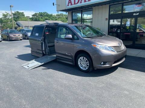 2011 Toyota Sienna for sale at Adaptive Mobility Wheelchair Vans in Seekonk MA