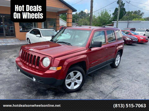 2012 Jeep Patriot for sale at Hot Deals On Wheels in Tampa FL
