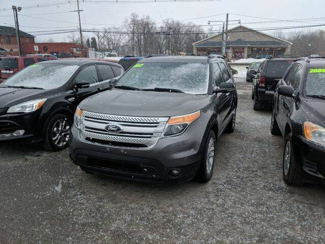 2013 Ford Explorer for sale at Greens Auto Mart Inc. in Wysox PA