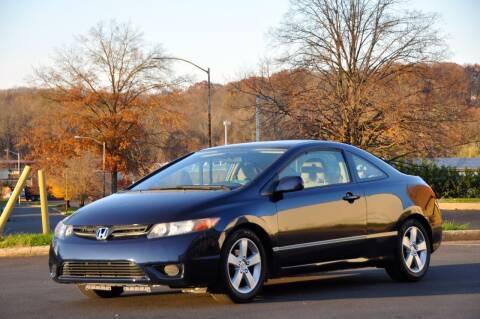 2006 Honda Civic for sale at T CAR CARE INC in Philadelphia PA