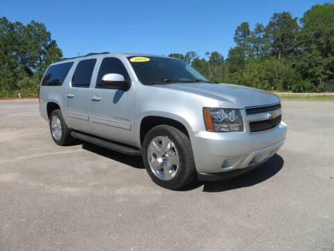 2013 Chevrolet Suburban for sale at Access Motors Co in Mobile AL