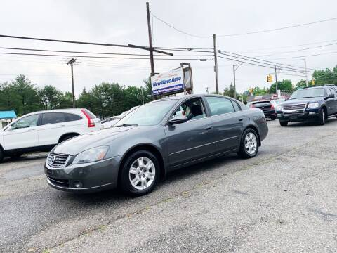 2005 Nissan Altima for sale at New Wave Auto of Vineland in Vineland NJ