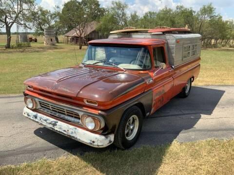 1962 Chevrolet 3100 for sale at STREET DREAMS TEXAS in Fredericksburg TX