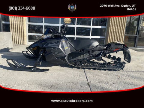 2016 Arctic Cat M8000 Sno Pro 153 for sale at S S Auto Brokers in Ogden UT