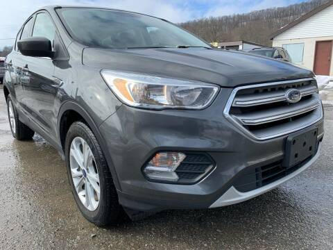 2017 Ford Escape for sale at Ron Motor Inc. in Wantage NJ