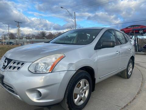 2011 Nissan Rogue for sale at Xtreme Auto Mart LLC in Kansas City MO