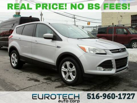 2013 Ford Escape for sale at EUROTECH AUTO CORP in Island Park NY
