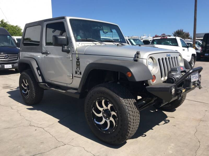 2007 Jeep Wrangler for sale at Best Buy Quality Cars in Bellflower CA