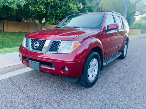 2005 Nissan Pathfinder for sale at North Auto Sales in Phoenix AZ